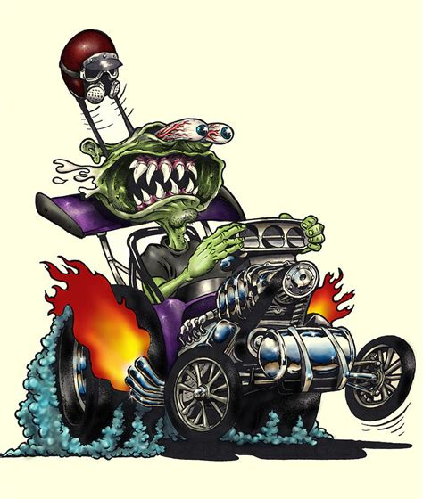 Old Rod Drawing By Jon Towle