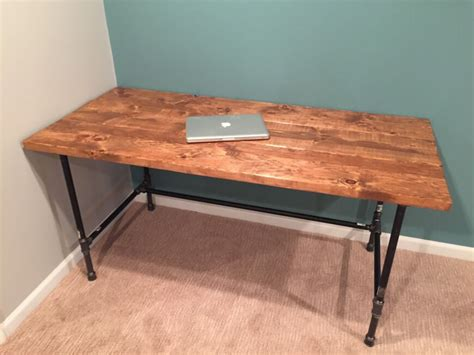 easy to make desk diy how to build a desk