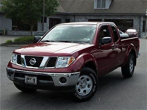 automotive repair manual 2007 nissan frontier on board diagnostic system sell used 2007 nissan frontier 4wd 6 speed manual in exton pennsylvania united states for us