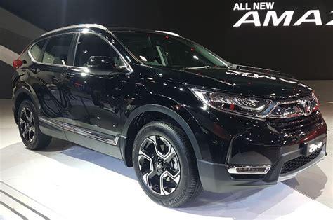 auto expo   honda cr  diesel unveiled  india