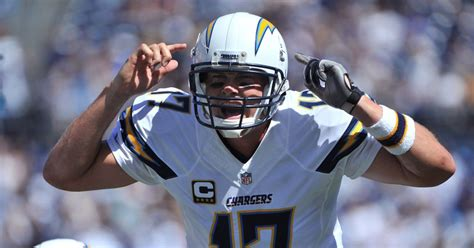 Does Philip Rivers Deserve To Be In The Nfl Hall Of Fame