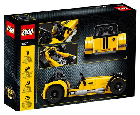 LEGO Caterham Seven 620R - The Awesomer