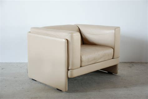 Vintage Le Capannelle Chairs By Tito Agnoli For Poltrona