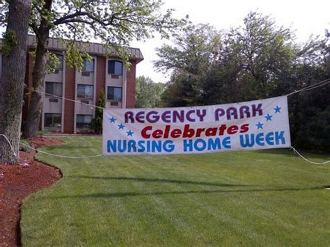 regency retirement home regency park post acute rehabilitation and nursing center 43972