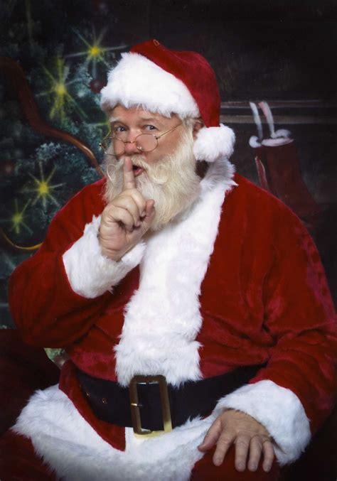 singing santa