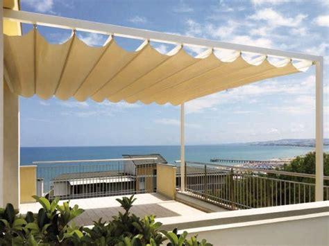 pergole per terrazzi pergolati per terrazzi in alluminio legno e ferro