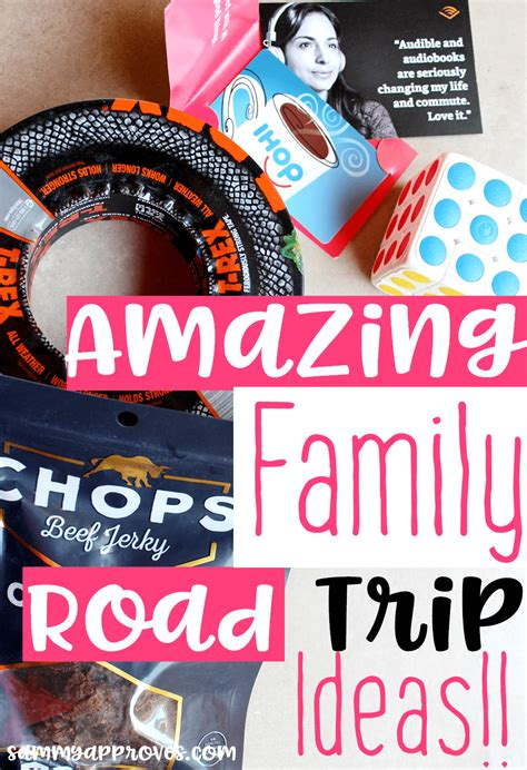 trip ideas amazing family road trip ideas be prepared for your travels
