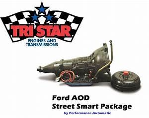 Ford Aod Transmission