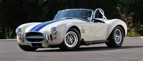 shelby cobra  roadster america motors