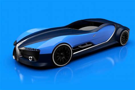 The Bugatti Of Future Past!  Yanko Design