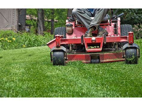 acres mower zero turn weed