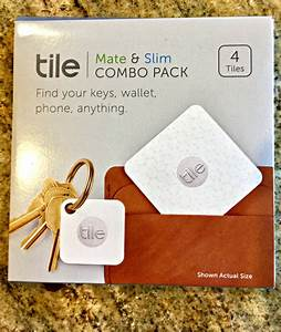 "Tile Mate & Tile Slim - a holiday gift for those ""losers ..."