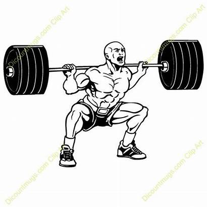 Weight Weights Lifting Svg Clipart Clip Olympic
