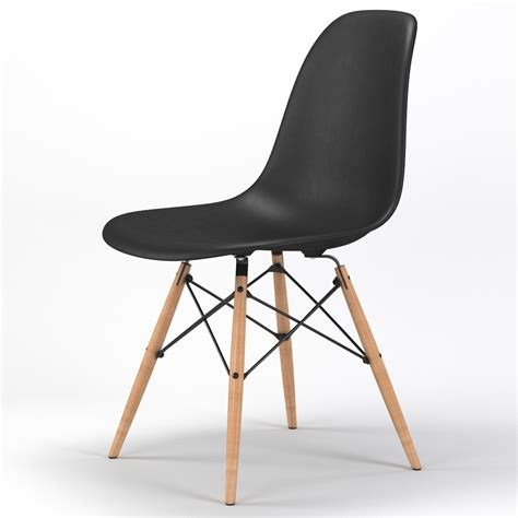wood side chairs armin wood leg dining side chair in black 1149