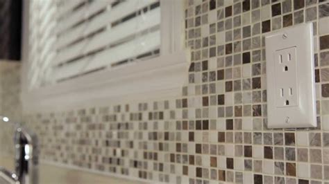 installing kitchen tile backsplash rona how to install mosaic tiles