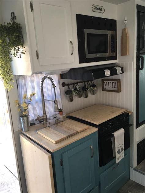 diy rv kitchen decoration rv kitchen remodel