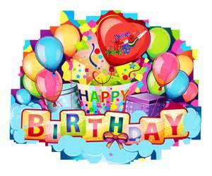Facebook Happy Birthday Clip Art