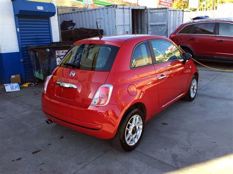Fiat For Sale Used by Used 2013 Fiat 500 Pop Hatchback 5 990 00