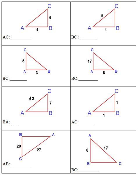 Eduritecom  Trigonometry Math Worksheet  Trigonometry Worksheets