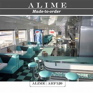 Alice Arf120 Custom Retro American Restaurant Diner Booth