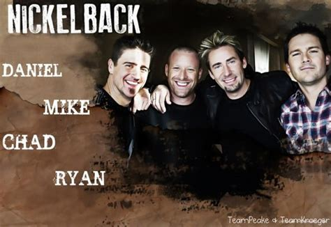 Nickelback Images The Band. (