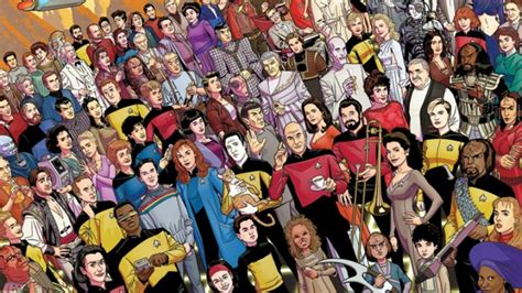 These 30th Anniversary Star Trek
