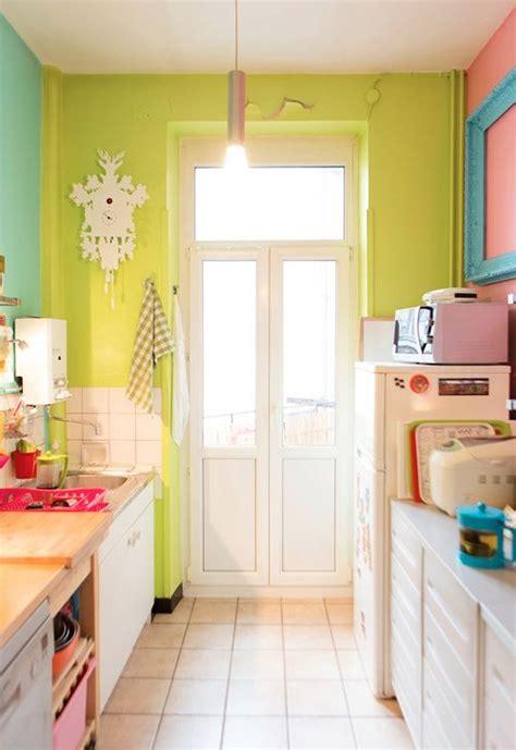 cuisine coloré de la couleur dans votre intérieur cocon de décoration