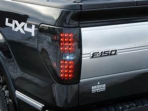 2013 F150 Smoked Lights Recon Part 264168bk Smoked Ford F150 Platinum 2009 2010