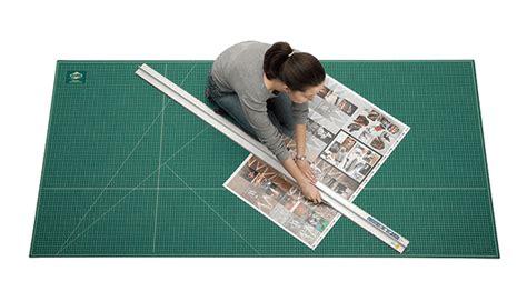 self healing mat alvin 4 x 8 ft self healing large cutting mat with grid