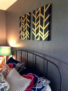 DIY Canvas Wall Art Tumblr
