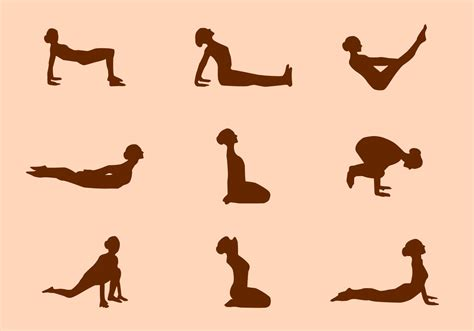 Browse our yoga images, graphics, and designs from +79.322 free vectors graphics. Silhouette of Yoga Pose Vectors - Download Free Vectors ...