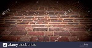 Low, Angle, Shot, Of, Brick, Wall, Interesting, Perspective, Textured, Stock, Photo, Royalty, Free, Image