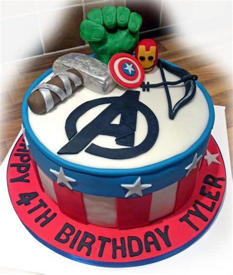 And i can't decide as i really want a sherlock cake for my 21st birthday. avenger cake | Avengers Sheet Cakes Avengers themed cake a ...