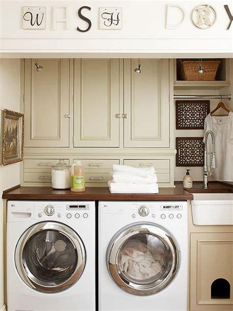 Laundry Room Organization + Sneak Peek Of Shelves Four
