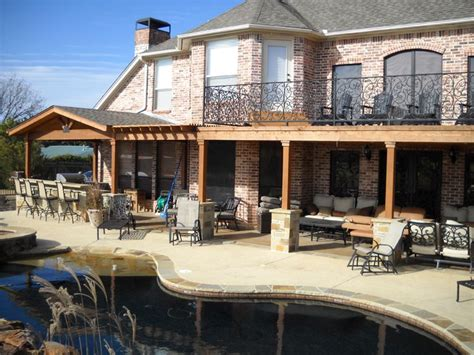covered patio additions fort worth patio builder makes