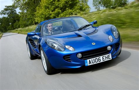 2006 Lotus Elise S Review  Top Speed