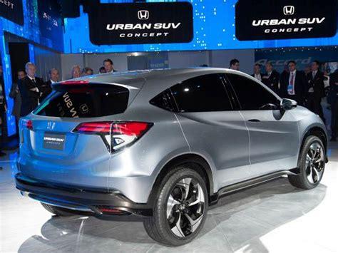 Revealed: Honda Urban SUV Concept - Detroit 2013 - Kelley