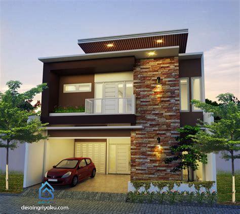 jasa desain rumah minimalis  lantai