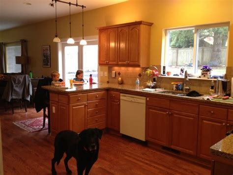 Rearranging Kitchen Cabinets by Kitchen Layout Help How Could We Rearrange For Max Utility