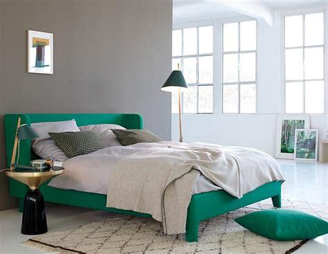farbe im schlafzimmer bild  schoener wohnen