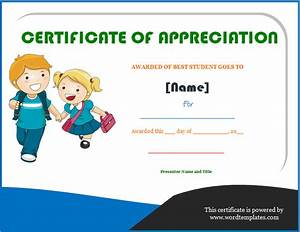 employee recognition certificates certificate of appreciation microsoft word templates