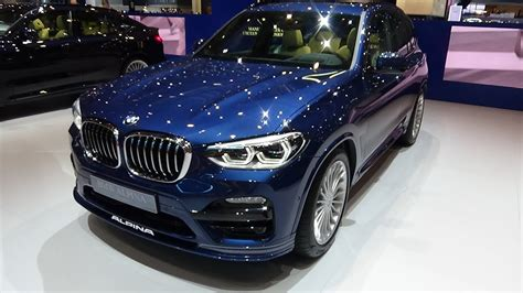 2019 Bmw Alpina Xd3 Awd