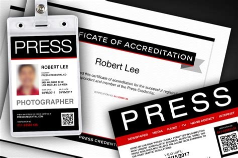 Media Press Pass Template by Media Press Pass Template 28 Images This Will Verify