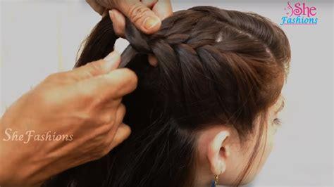 easy hairstyles  long hair ladies hair style