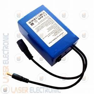 Batteria 12 Volt : pacco batteria a litio ricaricabile 12v 6 8ah compatta dim ~ Jslefanu.com Haus und Dekorationen