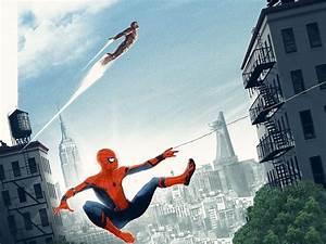1920x1080 Spiderman Homecoming Artwork Poster Laptop Full ...