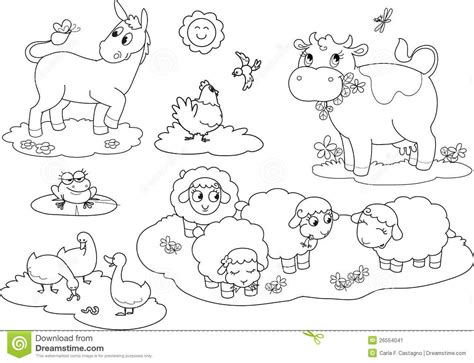 farm animals pictures  color wallpapers gallery