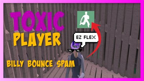 toxic player spamming billy bounceroblox strucid