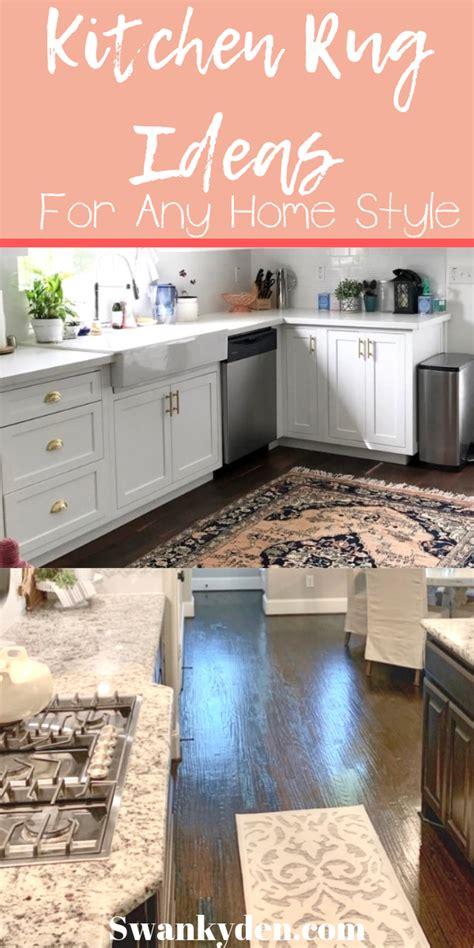 kitchen area rug ideas youve     images