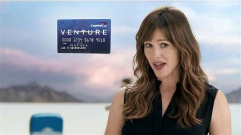These credit cards must not be used for harming or deceiving people. Capital One Venture Card TV Spot, 'Musical Chairs' Feat. Jennifer Garner - iSpot.tv